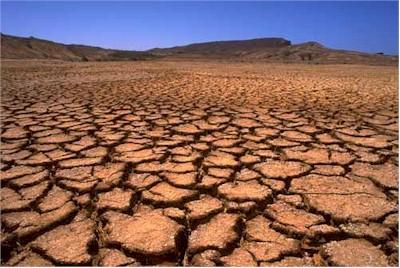 Desertification. Source: Goconqr.com